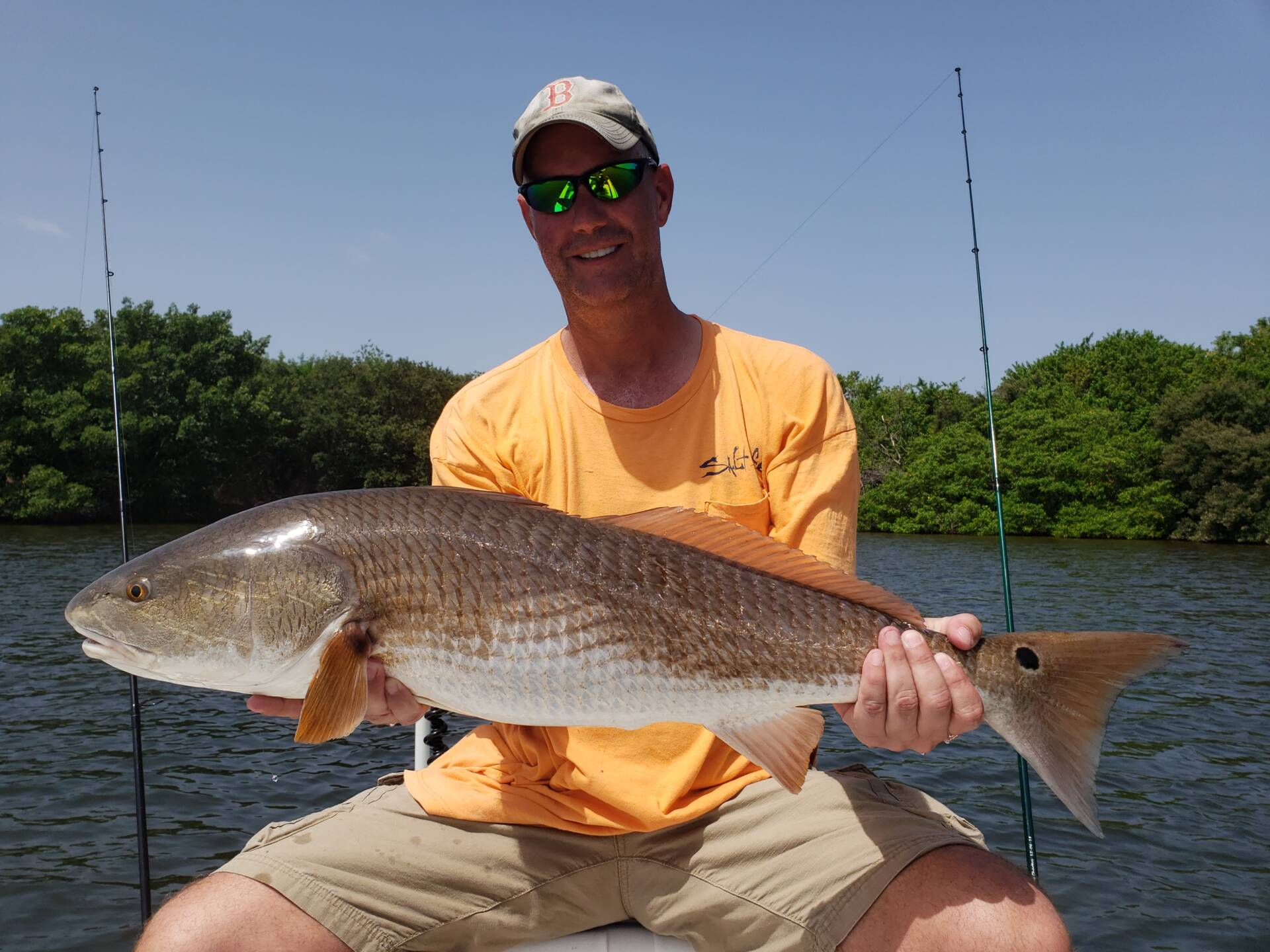 A picture of Home with Bag´Em Fishing Charters