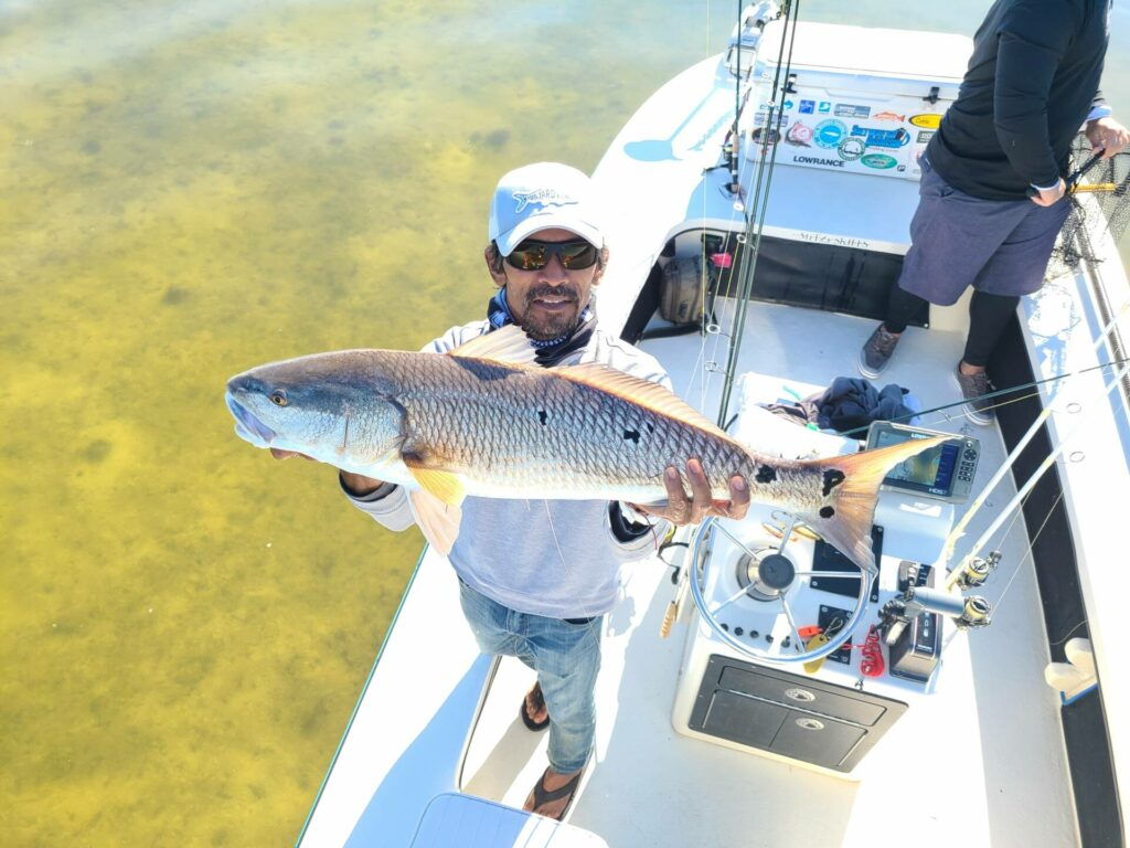 A picture of Tampa Fishing Trips with Bag´Em Fishing Charters